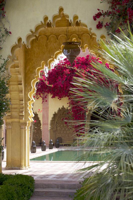 orientalische gartenlust 03 marokko der traum von. Black Bedroom Furniture Sets. Home Design Ideas