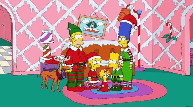 White Christmas Blues (Staffel 25, Folge 8) – Bild: Fox