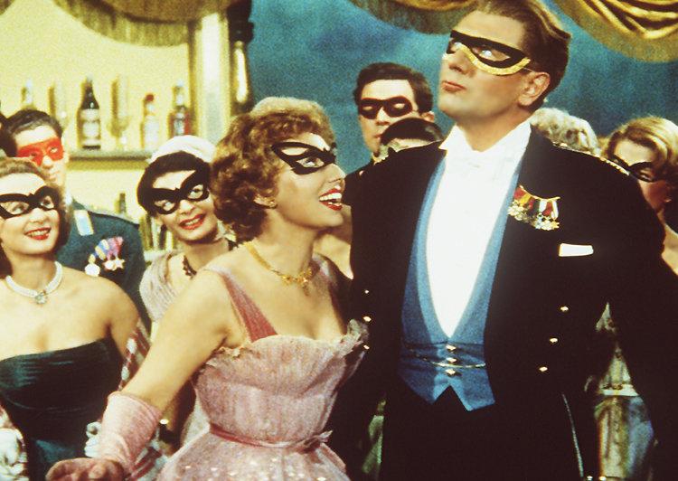 Fledermaus 1955 – Bild: ANIXE HD