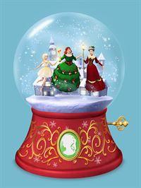 In ihrem neuesten Film-Abenteuer greift Barbie eine Geschichte auf, die auf der Erzählung von Charles Dickens' berühmter Weihnachtsgeschichte basiert. – © Super RTL