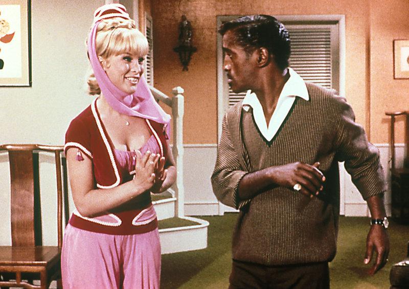 Barbara Eden, Sammy Davis Jr. – Bild: ORF