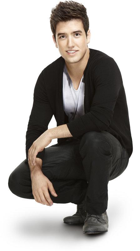 Big Time Rush, Staffel 2: Logan Henderson – Bild: 2012 Viacom, International, Inc. All Rights Reserved