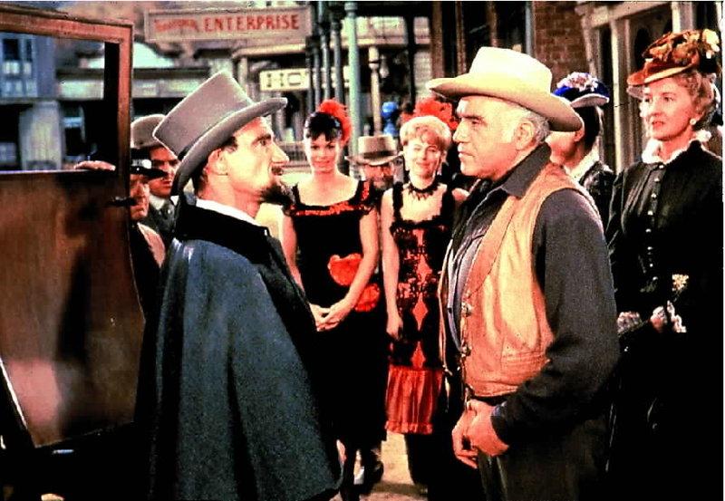 Charles Dickens in Virginia City (Staffel 5, Folge 2) – Bild: Sat.1 Gold