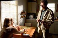 Anna Gunn (Skyler White), Bryan Cranston (Walter White). – © ORF eins