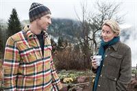 Heiko Ruprecht (Hans Gruber), Natalie O`Hara (Susanne Dreiseitl). – Bild: ORF2
