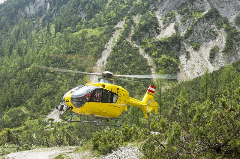 Die Bergretter kommen! – Bild: ZDF