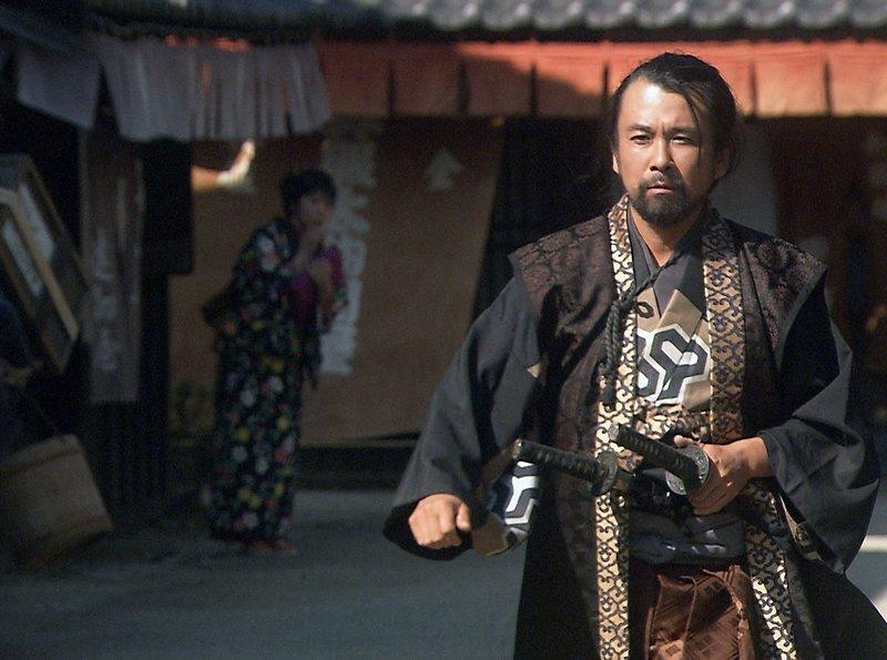 """Schwertkämpfer wie Miyamoto Musashi nennt man in Japan """"Kensei"""", das heißt """"Schwertheilige"""". – Bild: PHOENIX/ZDF/Ralf Gemmecke/Ifage"""