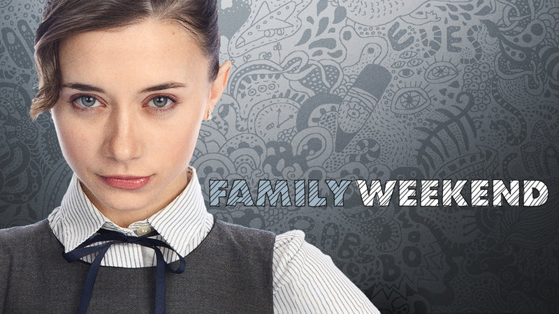 Family weekend - Artwork – Bild: TM, ® & Copyright © 2013 Paramount Pictures. All Rights Reserved. Lizenzbild frei
