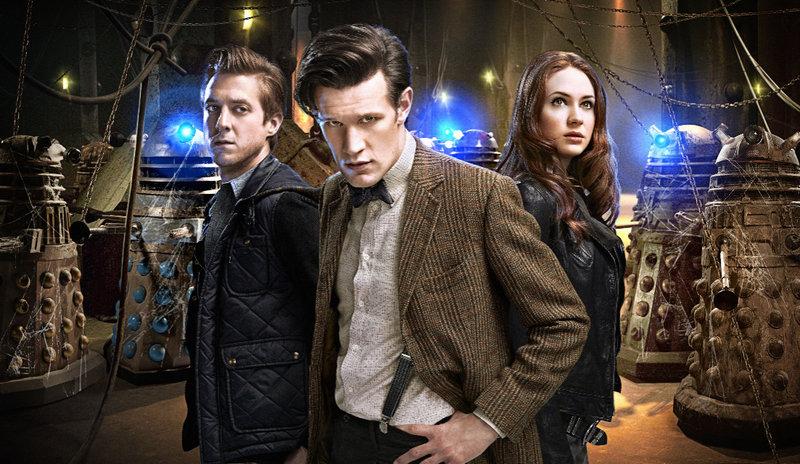 Doctor Who Sternenhimmel