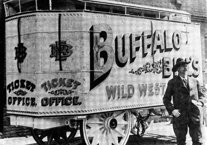 """Buffalo Bill im Wilden Osten – Bild: ARTE Honorarfreie Verwendung nur im Zusammenhang mit genannter Sendung und bei folgender Nennung """"Bild: Sendeanstalt/Copyright"""". Andere Verwendungen nur nach vorheriger Absprache: ARTE-Bildredaktion"""