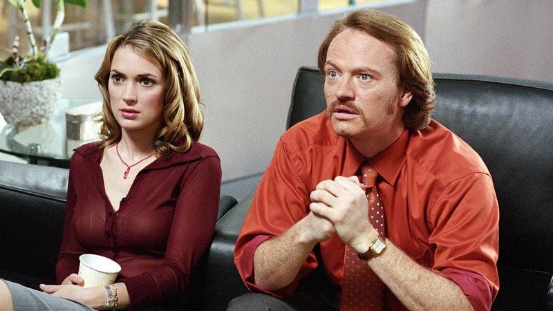 Babe Bennett (Winona Ryder) und Mac McGrath (Jared Harris) – Bild: RTL Zwei