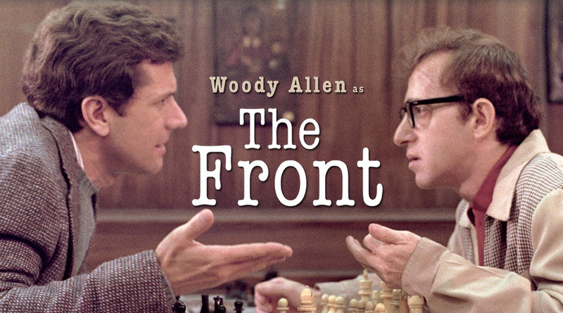 The Front - Artwork – Bild: 1976, renewed 2004 Columbia Pictures Industries, Inc. All Rights Reserved. Lizenzbild frei