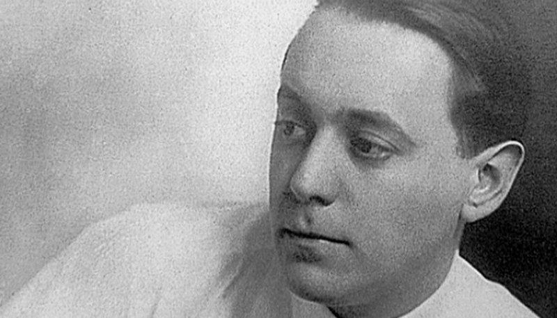 """Bayerisches Fernsehen LIDO, """"Ödön von Horvath"""", am Donnerstag (26.03.15) um 22:30 Uhr. Ödön von Horvath um 1930. – Bild: BR"""