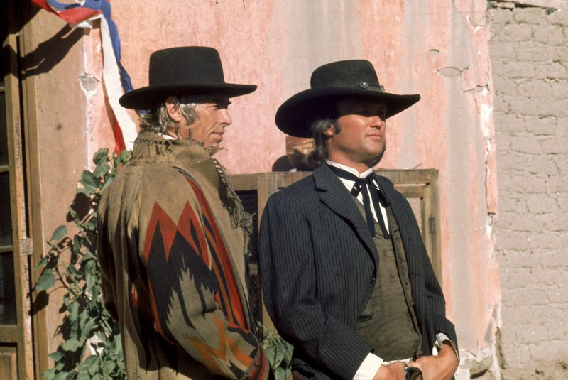 Pat Garrett jagt Billy the Kid – Bild: Turner / © Warner Bros. Entertainment Inc