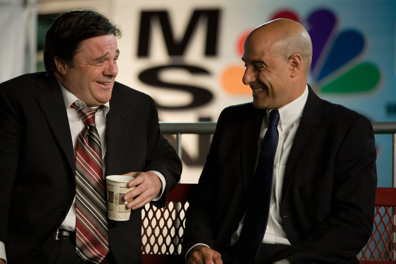 Nathan Lane, Stanley Tucci – Bild: Copyright c2007 Swing Vote, LLC. All rights reserved.