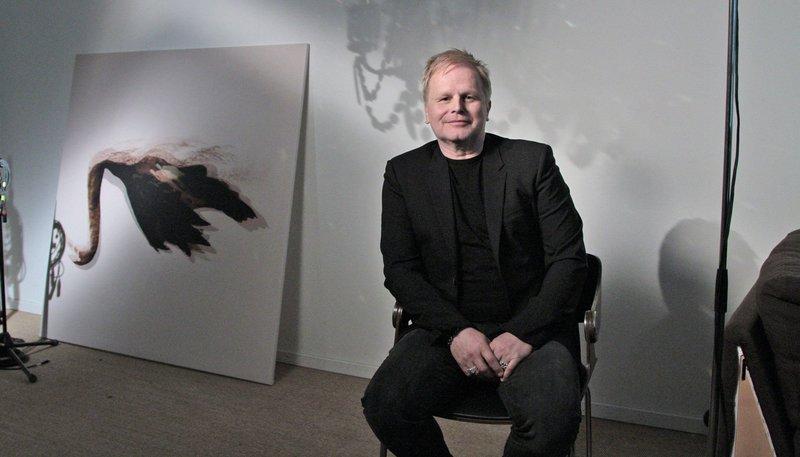 Herbert Grönemeyer bei den Dreharbeiten, 2014 – Bild: PHOENIX/ZDF/René Gorski/studio.tv.