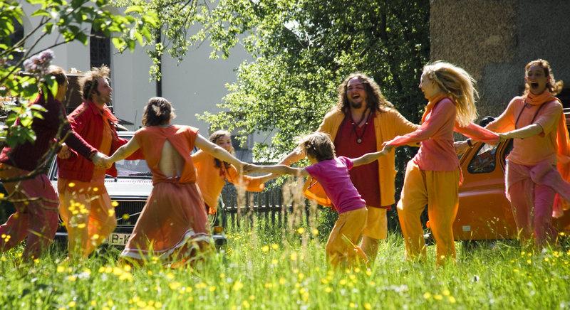 Sommer in Orange – Bild: 3sat