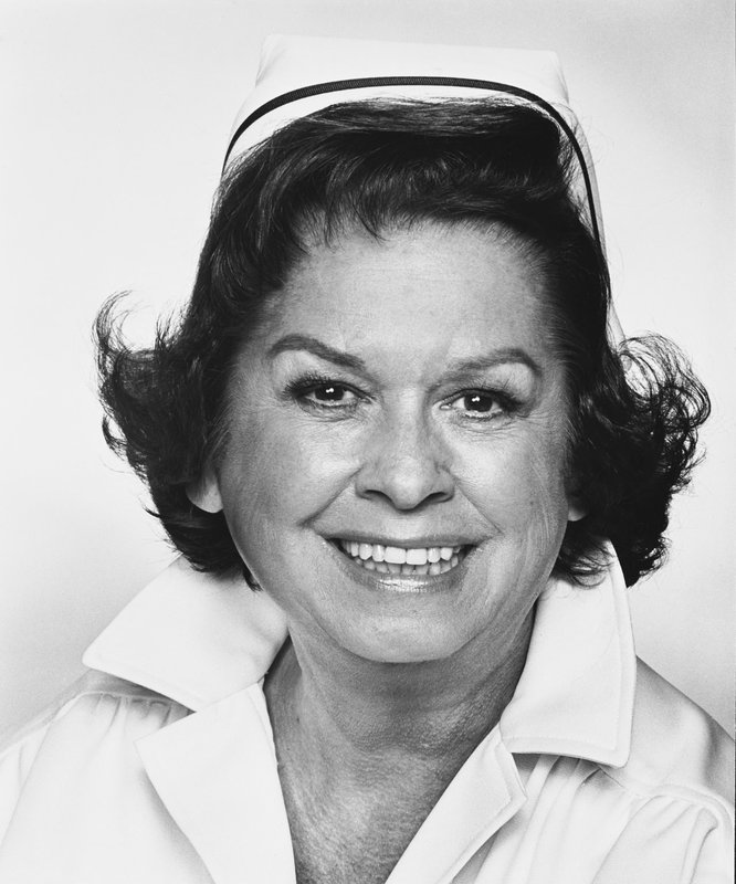 Clara 'Starch' Willoughby (Mary McCarty) – Bild: 1979-1980 Twentieth Century Fox Film Corporation. All rights reserved. Lizenzbild frei