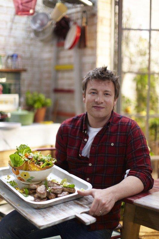 Jamies 15 Minuten Küche S01e18 Glasierte Lammkoteletts
