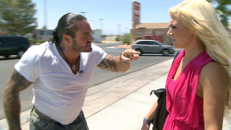 Detektei-Chef Carsten Stahl ermittelt mit einigen Teamkollegen dieses Mal in Las Las Vegas.. – Bild: RTL II
