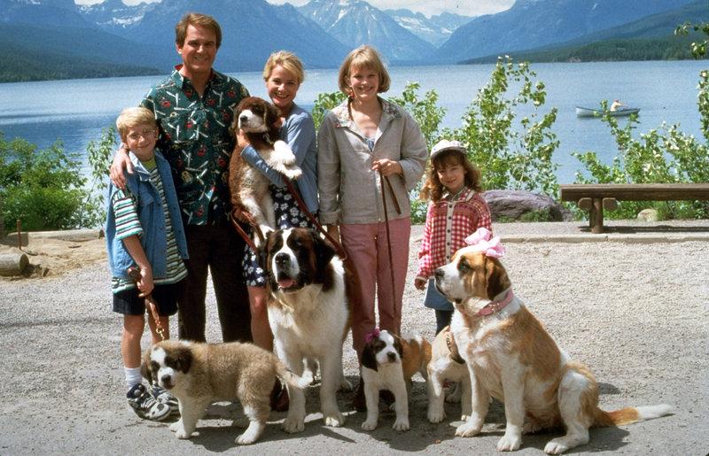 Die Newtons und ihre Familie Beethoven! – Bild: Universal TV
