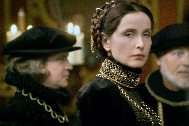 """Julie Delpy in der Rolle der """"Blutgräfin"""" Erzebet Bathory – Bild: ZDF / © Serenity Film"""