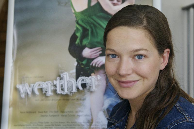 Hannah Herzsprung. – Bild: ZDF und Kerstin Bänsch