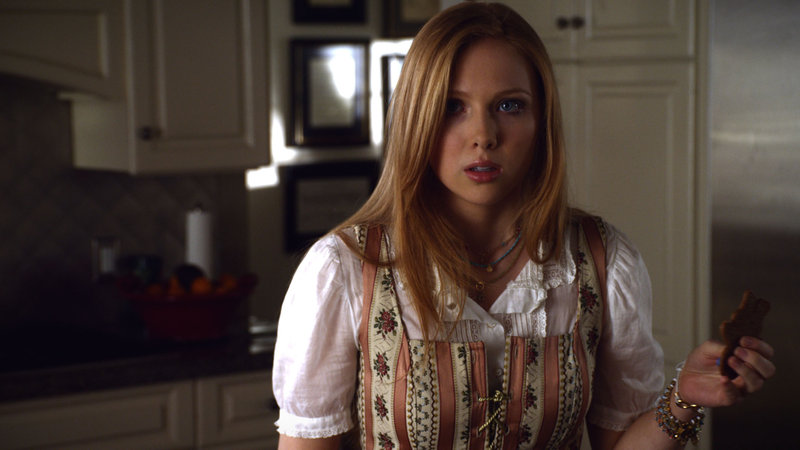 Gretel (Molly C. Quinn). – Bild: Peppermint