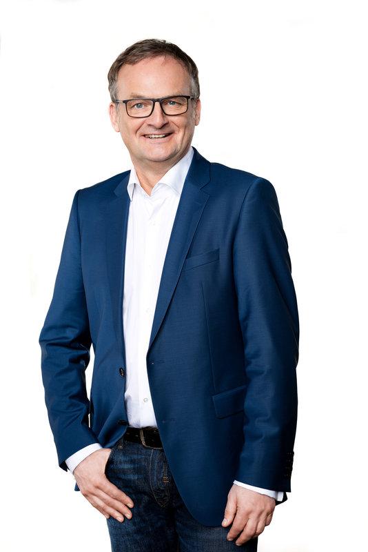 Frank Plasberg. – Bild: ARD/Jens van Zoest / ARD-Programmdirektion