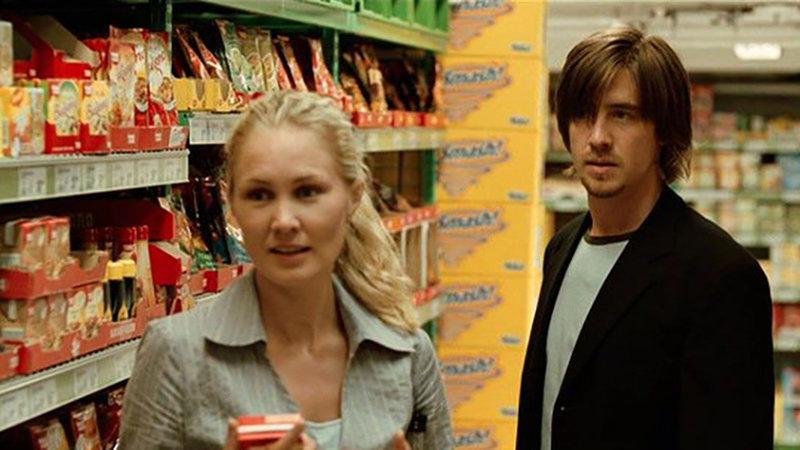 Ellen Dorrit Petersen (Anna), Pål Sverre Valheim Hagen (Jan Thomas) (v.l) – Bild: Bibel TV