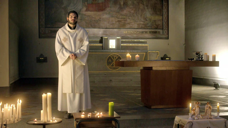 Guillaume (ClÈment Manuel) – Bild: Bibel TV