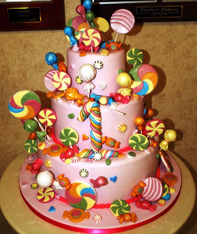 Cake Boss Episode Guide