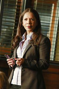 Captain Victoria Gates (Penny Johnson) hat einen neuen Fall für ihre Kollegen ... – © 2013 American Broadcasting Companies, Inc. All rights reserved. Lizenzbild frei