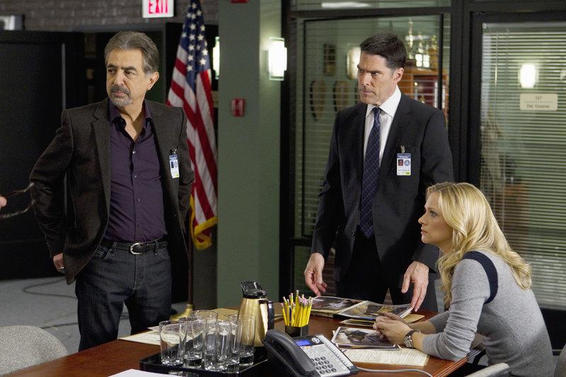 Criminal Minds Fernsehserien