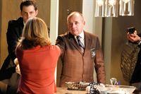 Elisabeth Shue (Julie Finlay), Paul Guilfoyle (Captain Jim Brass). – © ORF eins