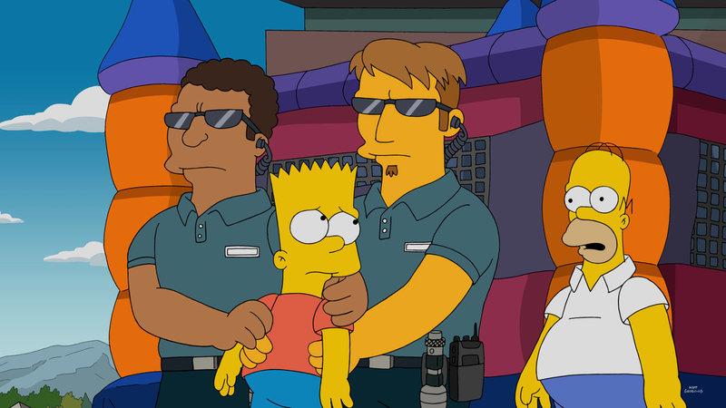 """""""Die Simpsons"""", """"Wege zum Ruhm."""" Lisa unterliegt bei einem Erfinder-Wettbewerb an der Schule. Da scheint es nur ein schwacher Trost zu sein, dass ein ähnliches Schicksal vor zweihundert Jahren bereits Amelia Vanderbuckle erleiden musste. Auch sie war ein wacher Geist, der in Springfield kein Gehör gefunden hat. Wie sich herausstellt, ist Amelia am Ende in der Psychiatrie gelandet. Gemeinsam mit Bart bricht Lisa in das alte Irrenhaus ein, um mehr über ihre Schicksalsgefährtin zu erfahren. Dabei stößt Bart auf ein inspirierendes Zeitdokument. – Bild: ORF eins"""