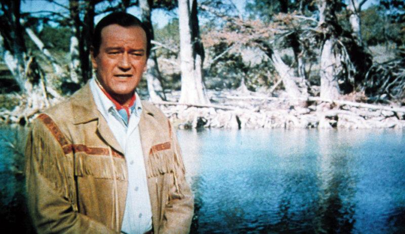 John Wayne – Bild: METRO GOLDWYN MAYER