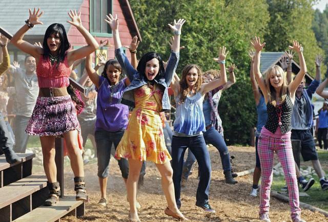 Jasmine Richards, Demi Lovato, Alyson Stoner, Meaghan Jette Martin – Bild: 2009 Disney Enterprises, Inc. All rights reserved.
