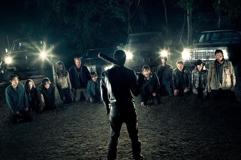 Walking Dead Staffel 7 Sky Go