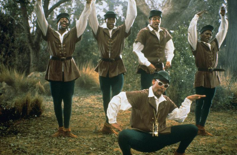Robin Hood: faceci w rajtuzach – Bild: Tele 5