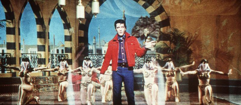 Elvis Presley (M.) – Bild: KIRCH MEDIA GMBH & CO. KG AA