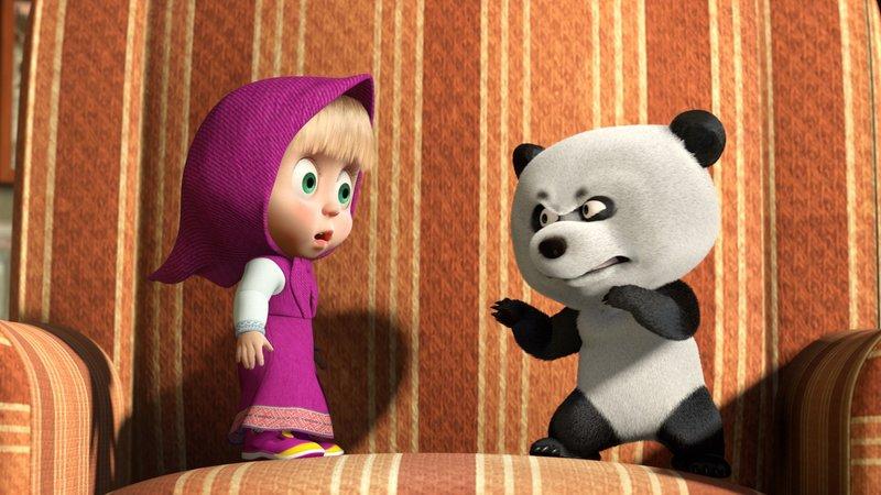 Mascha Und Der Bär Episodenguide
