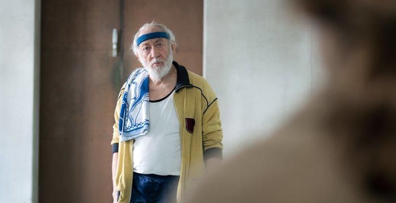 Dieter Hallervorden (Paul Averhoff). – Bild: ORF