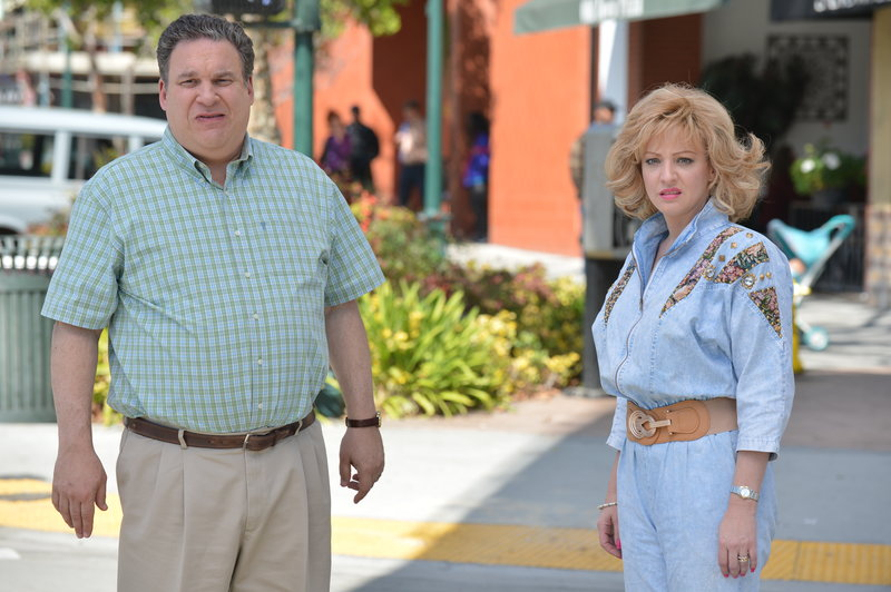 Jeff Garlin (Murray Goldberg), Wendi McLendon-Covey (Beverly Goldberg). – Bild: ? 2013, 2014 Sony Pictures Television Inc. All Rights Reserved.
