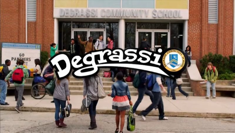 Degrassi Staffel 12