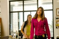 Jennifer Carpenter (Debra Morgan). – © ORF eins