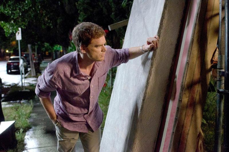 Dexter bruder sam