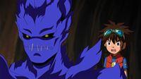Im Kampf gegen das Böse: Mikey (r.) ... – © Akiyoshi Hongo, Toei Animation. TM Saban Properties LLC. All Rights Reserved. Lizenzbild frei