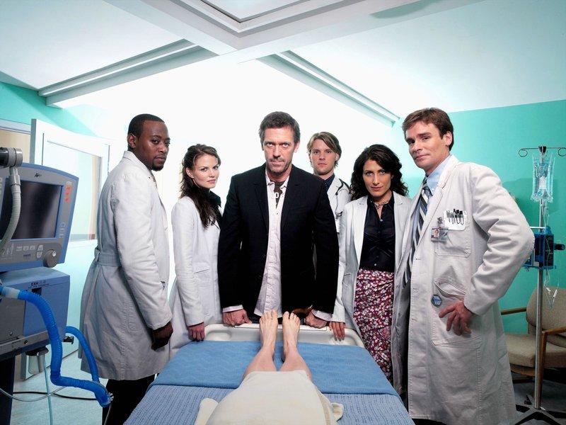 Dr. House Staffel 1