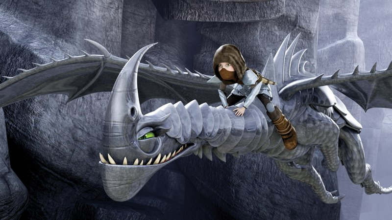 Dragons Alle Folgen
